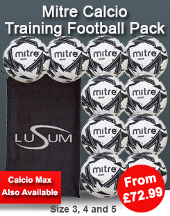 Mitre Calcio Training Footballs