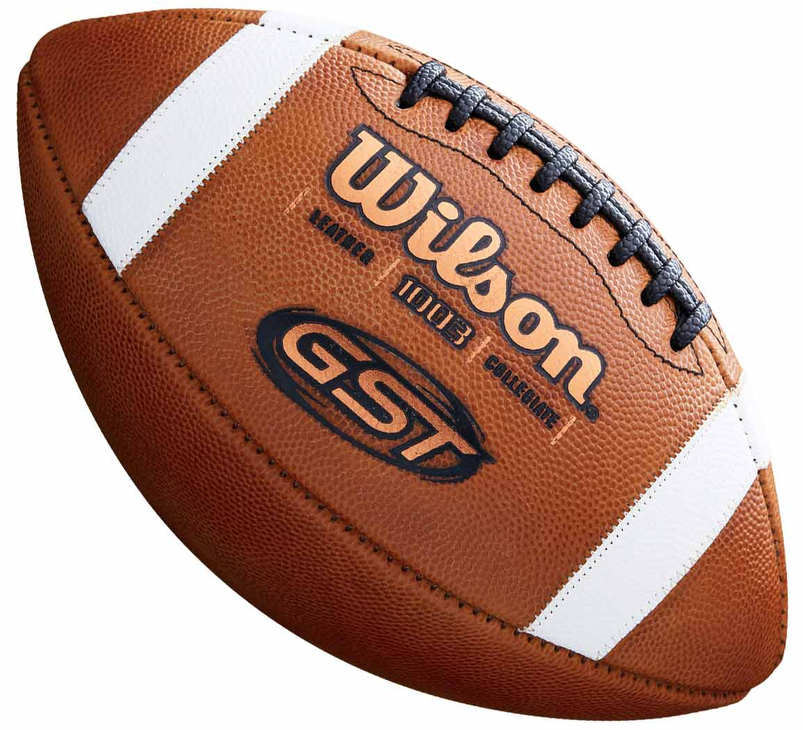 c84571c8d76 Wilson GST Leather Official American Football