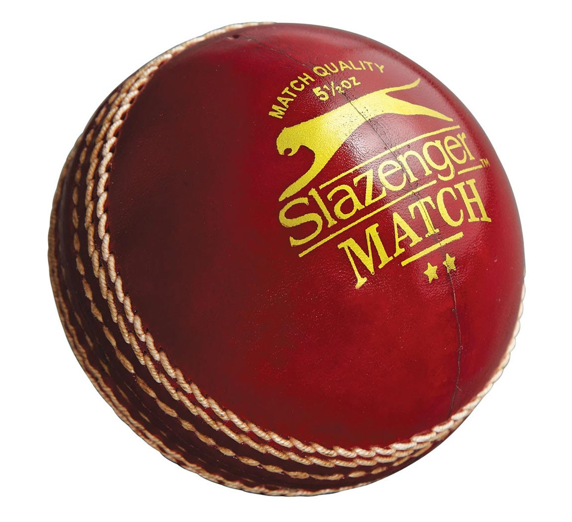 Slazenger County Match Cricket Ball